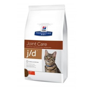 Hill's  Prescription Diet  Feline j/d ★  (улучшение подвижности всего за 30 дней! )★