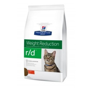 Hill's Prescription Diet™ Feline r/d™ (лишний вес)