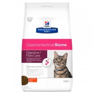 Hill's PRESCRIPTION DIET Gastrointestinal Biome Feline диетический лечебный корм для Кошек с Курицей