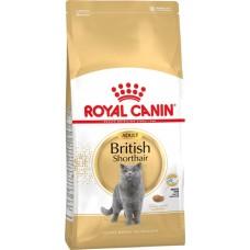 Royal Canin British Shorthair Adult - Британская короткошёрстная кошка