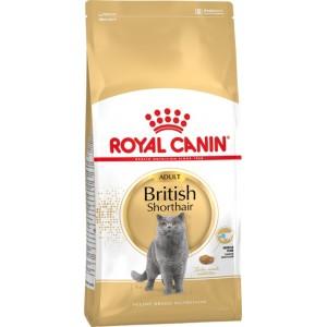 Royal Canin British Shorthair  Adult (Британская короткошёрстная кошка)