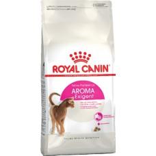 Royal Canin Aroma Exigent - для кошек привередливых в запахе