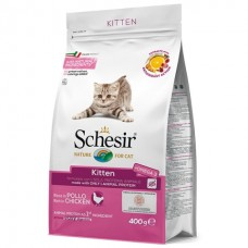 Schesir Cat Kitten - сухой монопротеиновый корм для котят с курицей