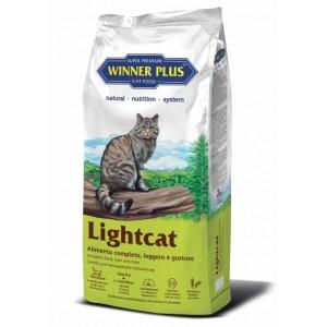 Диетический сухой корм - Виннер Плюс - «Winner Plus» - для кошек с лишним весом, а также для стерилизованных кошек