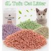 AnimAll Tofu Cat Green Tea - наполнитель соевый с ароматом зеленого чая