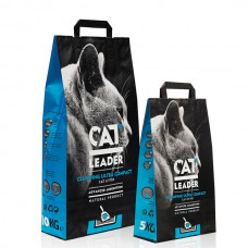 CAT LEADER (Кэт Лидер)  ультра-комкующийся наполнитель в кошачий туалет