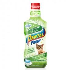 SynergyLabs Dental Fresh Cat - жидкость от зубного налета и запаха из пасти кошек
