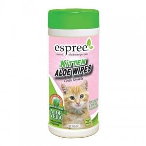 Espree Kitten Wipes - салфетки для котов