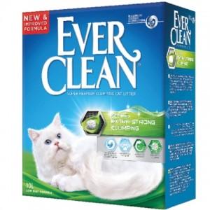Ever Clean (Эвер Клин) Extra Strong Clumping Scented - наполнитель комкующийся для туалета кошек с ароматизатором