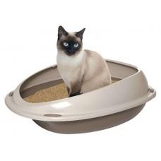 Georplast Shuttle - туалет для кошек с бортиком