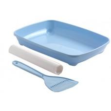 Moderna Arist-o-tray - туалет для котят с лопаткой (27,9x37x6,2 см.)