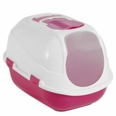 Moderna Mega Comfy Litter Box - закрытый туалет для котов, (66Х46Х50 см.)