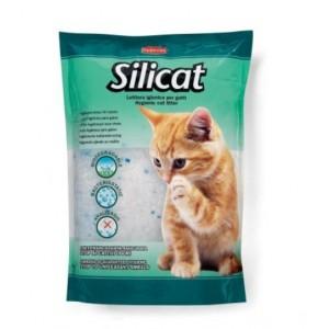 Padovan Silicat Crystal - наполнитель силикагель для кошачьих туалетов