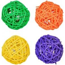 Flamingo Alex Ball - игрушка мяч для котов