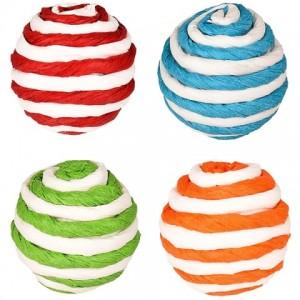 Заинтересуй своего питомца новой игрушкой «Flamingo Fay Ball» - мяч наполнен кошачьей мятой: Читать далее!