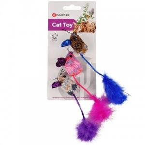 Заинтересуй своего питомца новой игрушкой «Flamingo Mohaire Mouse Glamour» - обеспечит часы развлечений и активности вашему питомцу: Читать далее!