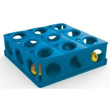 Georplast Tricky - игрушка для кошек с двумя мячами