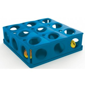 Georplast «Георпласт» Tricky Gioco Per Gatti Con 2 Palline - игрушка для кошек с двумя мячами