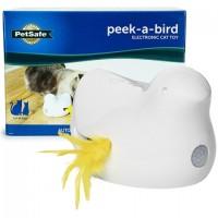 """PetSafe Peek-a-Bird Electronic Cat Toy - интерактивная игрушка для котов """"ПТИЧКА"""""""