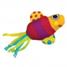 PETSTAGES Fishy Fun - игрушка для кошек «Рыбки с кошачьей мятой»