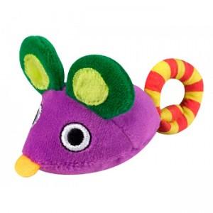 """Petstages Catnip carry critter mouse - игрушка для кошек """"Мышь с кошачьей мятой"""""""