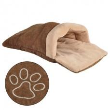 Flamingo Cat Bed Cocoon - спальное место для котов (67х38х9 см.)