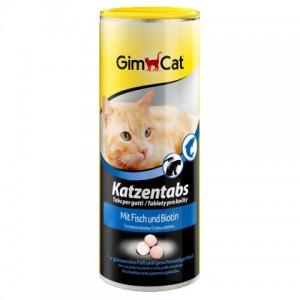 Gimpet (Джимпет) Kazentabs (710шт рыба) - витамины со вкусом рыбы