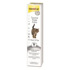 GimCat Expert Line Taurine Extra - паста для сердца и зрения кошек