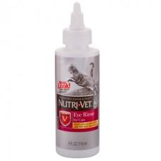 Nutri-Vet (Нутри-Вет) «ЧИСТЫЕ ГЛАЗА» глазные капли для котов