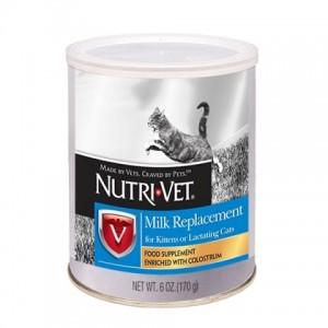 Nutri-Vet (Нутри-Вет) «МОЛОКО ДЛЯ КОТЯТ» заменитель кошачьего молока для котят