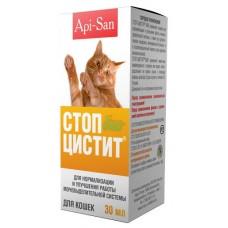 Api-San СТОП-ЦИСТИТ БИО суспензия для кошек