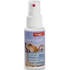 Candioli Dental Pet Spray - спрей для обработки ротовой полости домашних животных