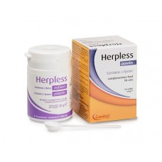 Candioli Herpless - препарат для лечения герпесвирусной инфекции у кошек