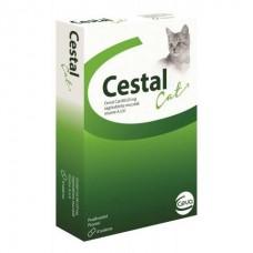 Ceva Cestal for Cats - для лечения и профилактики гельминтозов у кошек