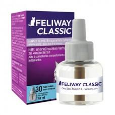 Ceva Feliway Classic Bottle Refill for Diffuser - cменный флакон с феромонами для снижения уровня агрессии у кошек