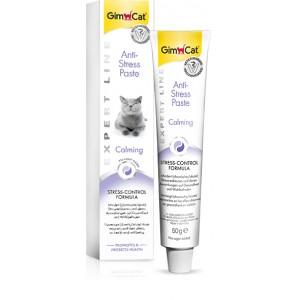GimCat Anti-Stress Paste - паста с успокаивающим действием для кошек