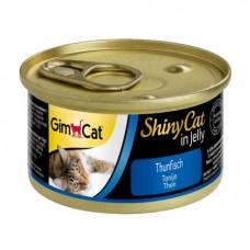Gimcat (Джимпет) ShinnyCAT - консерва тунец для кошек