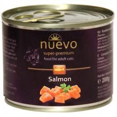 Nuevo Adult Cat Salmon - влажный корм для взрослых кошек с лососем