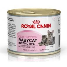 Royal Canin Babycat Instinctive - нежный питательный мусс для котят