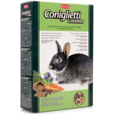 Padovan Grandmix Coniglietti - комплексный корм для декоративных кроликов