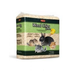 Padovan Wood chips lemon - гигиенический наполнитель для грызунов