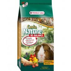 Versele-Laga Cavia Nature Re-Balance - корм облегченный для морских свинок