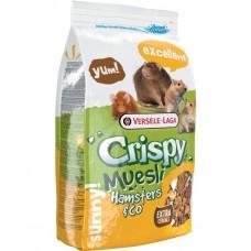 Versele-Laga Crispy Muesli Hamster&co - корм для хомяков, крыс, мышей и песчанок