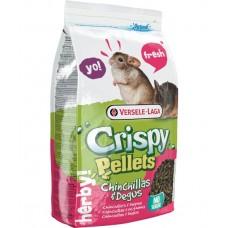 Versele-Laga Crispy Pellets Chinchilla & Degu - гранулированный корм для шиншилл и дегу