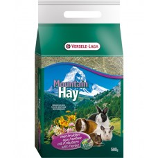 Versele-Laga Prestige Mountain Hay - горные травы для грызунов
