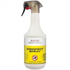 Versele-Laga Oropharma Disinfect Spray - спрей для дезинфекции помещений, транспортных средств животных и материалов