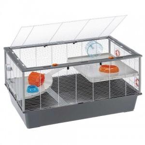Ferplast Cage Criceti 100 - большая клетка для хомяков (95 x 57 x h-50 cm)