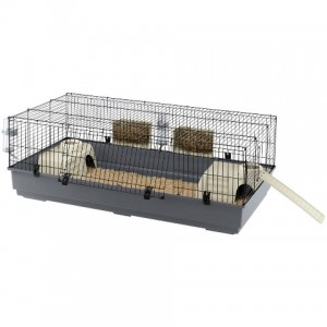 Ferplast Cage Rabbit 140 - большая клетка для кроликов (140 x 71 x h-51 cm)