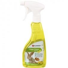 Flamingo Clean Spray Lemon - для очистки клеток грызунов с запахом лимона
