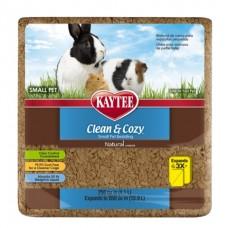 Kaytee Clean&Cozy Natural - подстилка для грызунов, целлюлоза